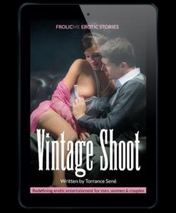 Vintage Shoot by Torrance Sené